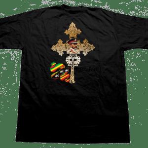 Rastafari Meskel tshirt
